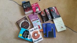 Meine bisher gelesenen Bücher der Reading Challenge
